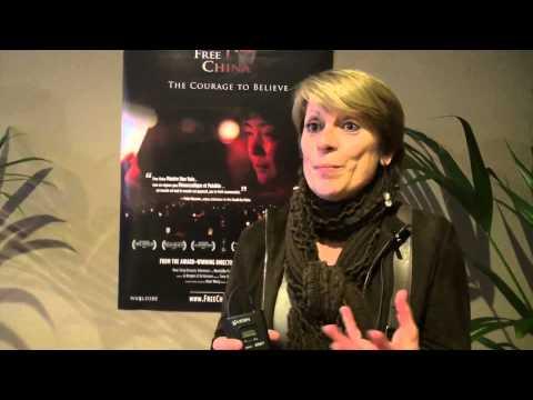 Interviews Marseille  du documentaire primé Freechina
