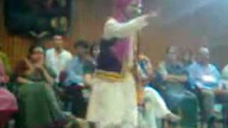 "Dr. Devendra Sharma performs Nautanki ""Indal Haran"" 2 of 2"