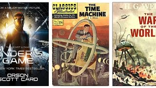The 10 Best Science Fiction Novels of ALL Time