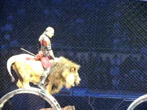 Запашные - трюк со Львом
