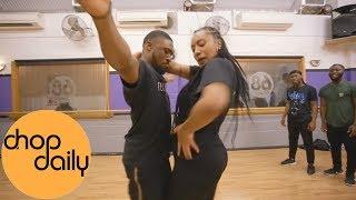 Terri - Bia (Dance Class Video) | Unkle TC x Mira Jebari Choreography | Chop Daily