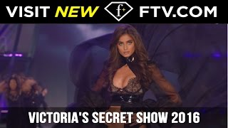 Victoria's Secret Fashion Show 2016 Runway Highlights | FTV.com