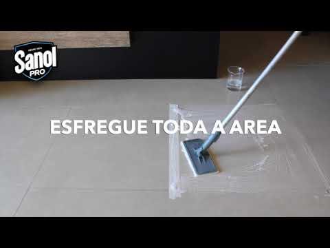 Sanol Pro - Limpa Porcelanato