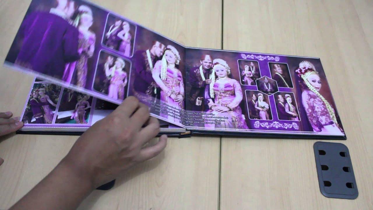 Harga album magazine wedding