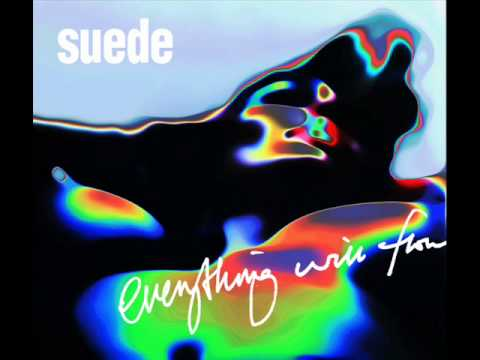 Suede - Weight of The World