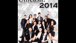 Unleash! 2014 - ASWARA Dance Diploma Graduation Performance [official video]