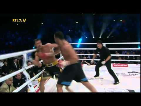 K1 World Grand Prix Final 2013 - FULL FIGHT - Mirko CroCop VS Ismael Londt [HQ - RTL]