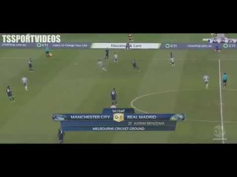 Aleksandar Kolarov vs Real Madrid (Away) 2015/2016 HD
