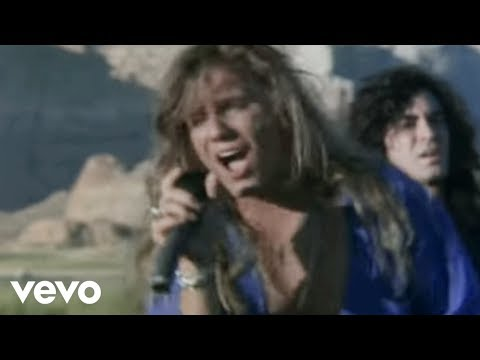 Steelheart - I'll Never Let You Go video