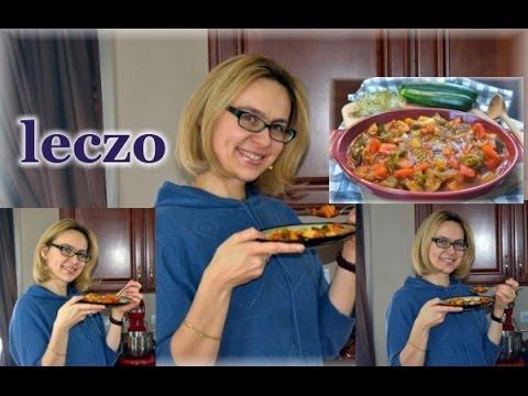 Zdrowe Odżywianie - Leczo Warzywne - Dietetyczna Kolacja:-) / Kierunek Zdrowie