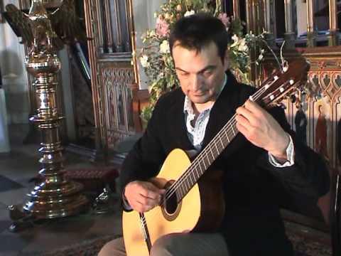 Andres Segovia - Segovia Study No 11