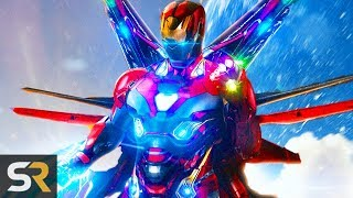 How Many New Iron Man Suits Will We See In Avengers Endgame?