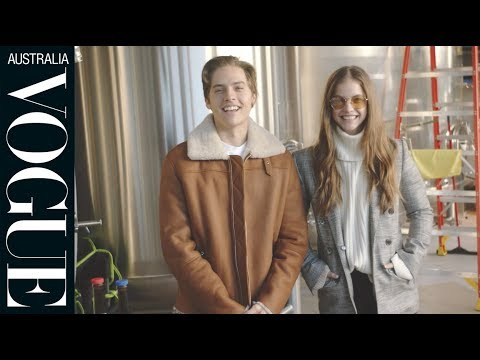 Barbara Palvin's day off includes coffee, workouts and lots of Dylan Sprouse
