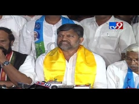 Uttam Kumar, L Ramana Press Meet LIVE - TV9
