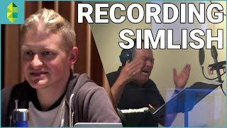How to Record Simlish