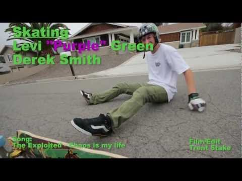 Chaos Is My Life! w/ Levi Green &amp; Derek Smith - ABEC 11 Longboarding