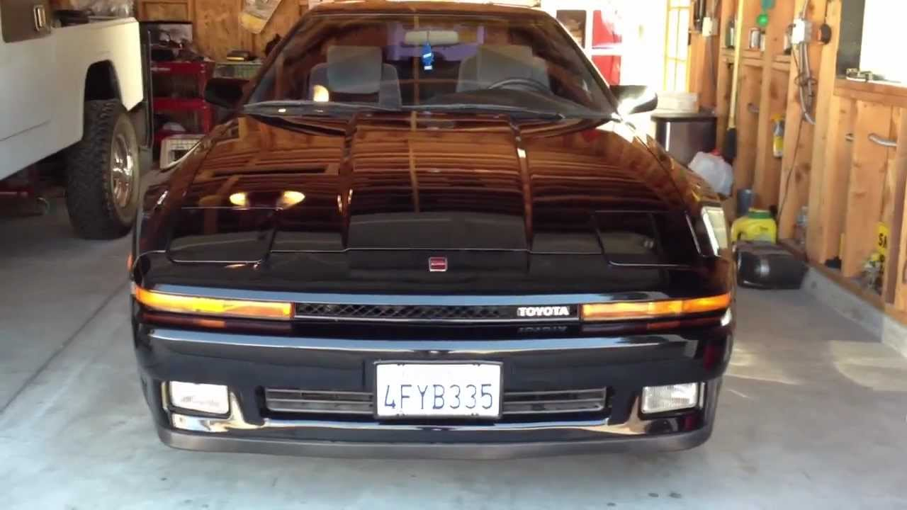 1986 Toyota Supra Mkiii Youtube