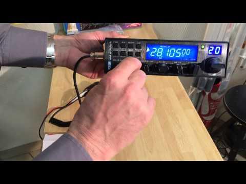 CRT SS6900 CB AM FM BLU SSB Presentation GoTechnique.com