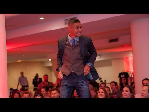 Chicago Fire Fashion Show: Soccer & Style 2014 at Revel Downtown