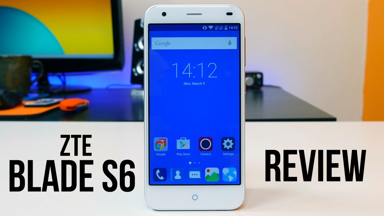Zte Blade s6 vs Iphone 6 Zte Blade s6 Review a Cheap