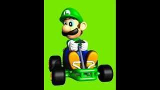 Mario Kart 64 - Region Voice Comparison