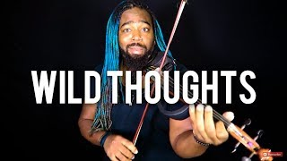 "Download Lagu ""Wild Thoughts"" VIOLIN VERSION (#WildThoughtsContest) Gratis STAFABAND"