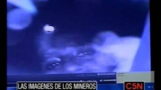 Thumb El vídeo de los 33 mineros atrapados en la Mina San José, Copiapó Chile
