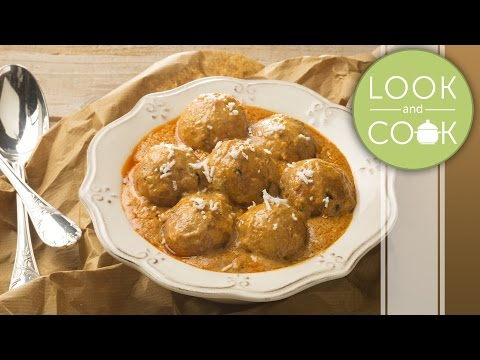Malai Kofta Recipe – Look and Cook step by step recipes I How to Cook Malai Kofta Recipe Photo Image Pic