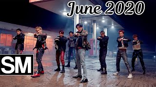 [TOP 100] Most Viewed SM Kpop MVs [June 2020]