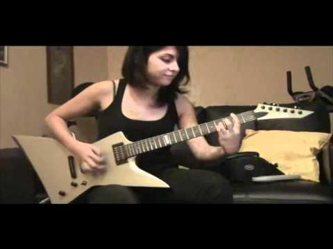 One (solo)metallica.mp4 video