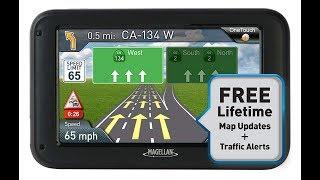 Magellan GPS Update