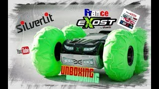 Exost 360 Tornado, Full Function, 2,4 Ghz, Unboxing, Silverlit