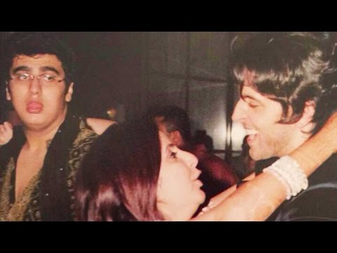 Take A Look: Farah Khan Reveals Arjun Kapoor's Snap From Past!