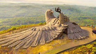 The Largest Bird Sculpture In The World