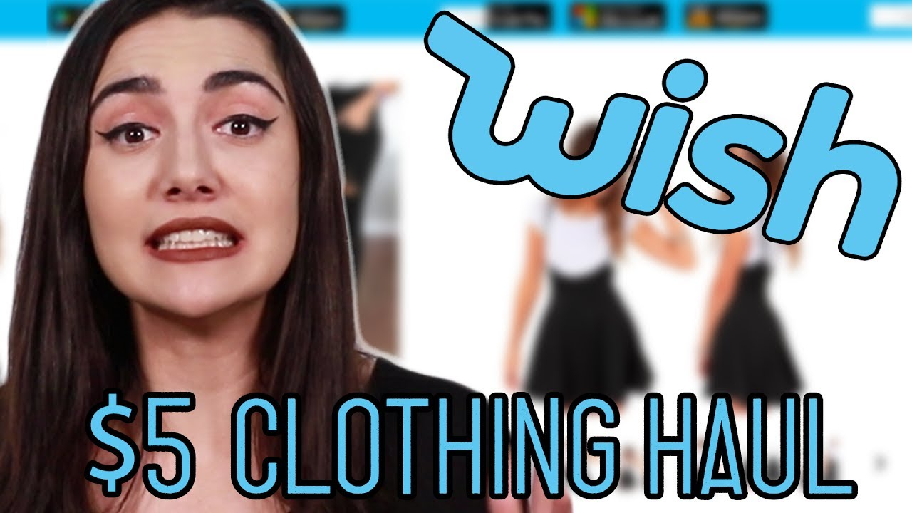 Wearing $5 Clothes From Wish For A Week