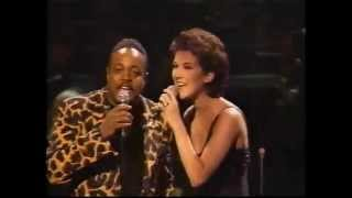 Celine Dion & Peabo Bryson ( Beauty And The Beast / Japan 1994 )