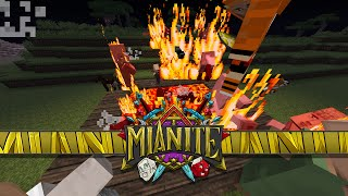 Minecraft: Mianite - THAT DIDNT GO TO PLAN! [90]