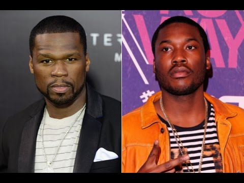 Meek Mill Disses 50 Cent - Claims 50 Cent Don't Go Back to the Hood and is in Debt Financially.