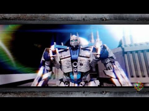 Transformers 4 (2012) Unicron Revealed HD