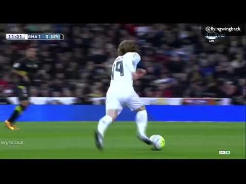 Luka Modric Analysis! (2016)