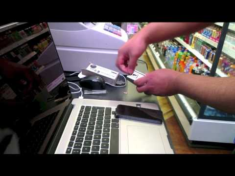 Make iPhone 5 nano sim from micro sim or normal sim card