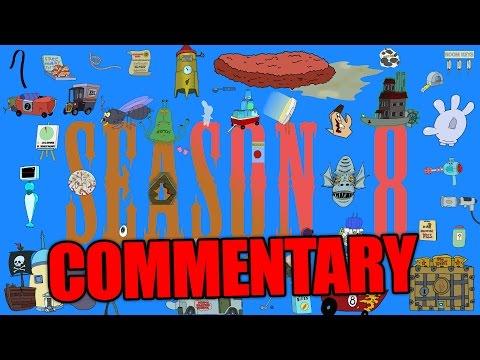 SpongeBob Season 8 Review Commentary