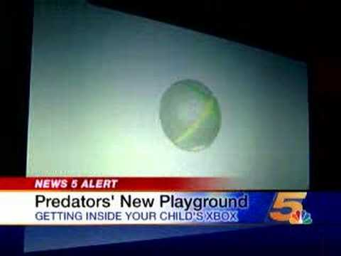 Game Consoles Hunting Ground for Sexual Predators