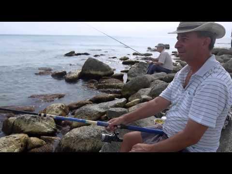 рыбалка в актау все