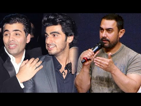 Aamir Khan Absolutely Disturbed By The AIB Roast!