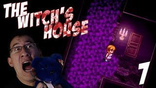 The Witch's House | Part 7 | JUMPSCARES IN THE DARK