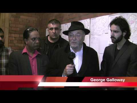Altaf Hussain is going to be arrested very soon said George Galloway