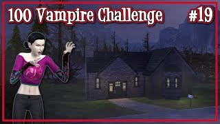 The Ancient One #19 - The 100 Vampire Challenge | The Sims 4