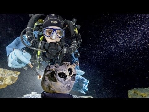 Skeleton in Cave Could Be America's Missing Link