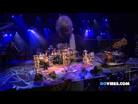 "Dark Star Orchestra performs ""China Cat Sunflower"" at Gathering of the Vibes Music Festival 2014"